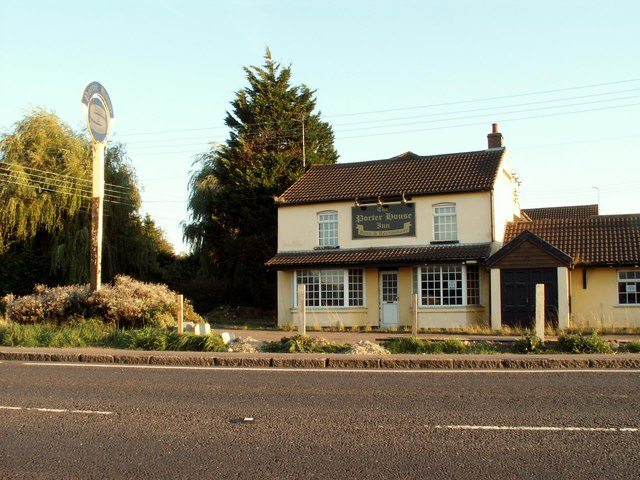 'The Porter House Inn' near Coggeshall, Essex