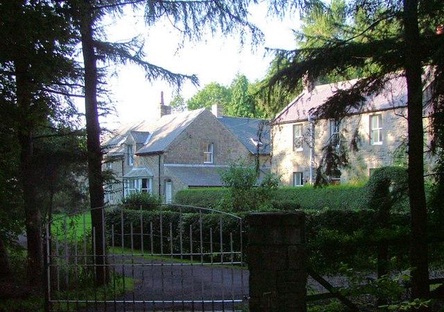 Adderstone Hall