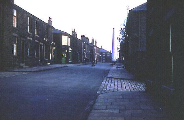Entwistle Street, Darwen