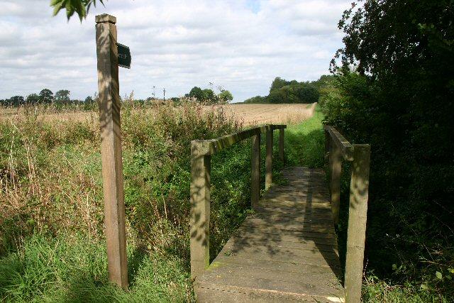 Footpath to Beyton