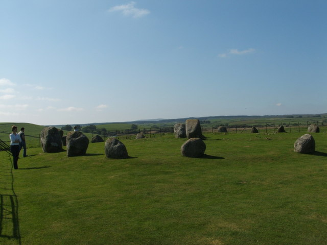 Torhouse Standing Stones