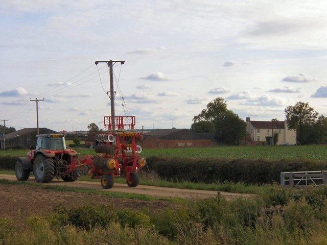 Woolpack Farm