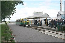 N0025 : The Clonmacnoise and West Offaly Railway by Bob Embleton