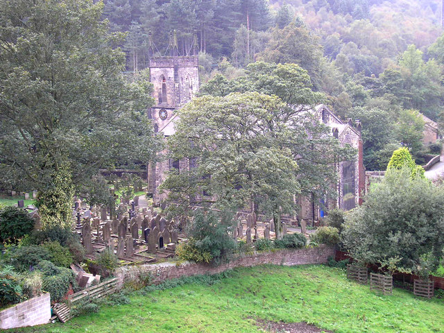 The Church of St John the Baptist in the Wilderness