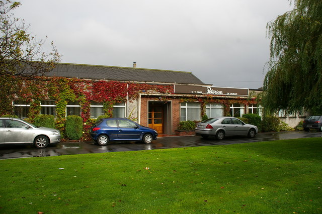 Peterson House Pearse Street 169 Alexander P Kapp
