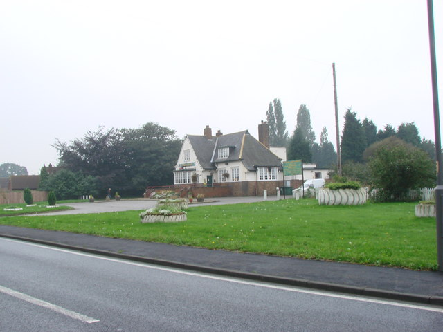 The George and Dragon Pub, Whitley