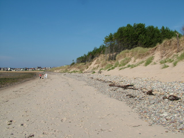Burghead Beach and Roseisle Forest
