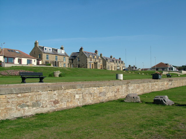 Burghead Seafront