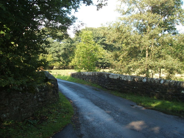 Howlea Bridge, nr Bedburn