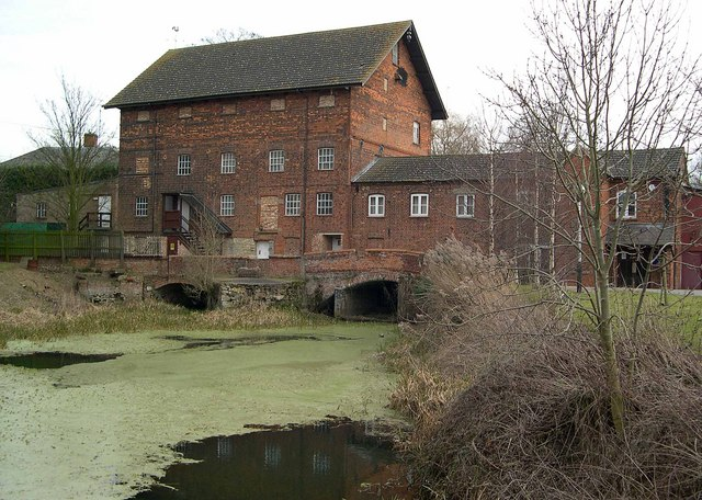 Sharnbrook Watermill