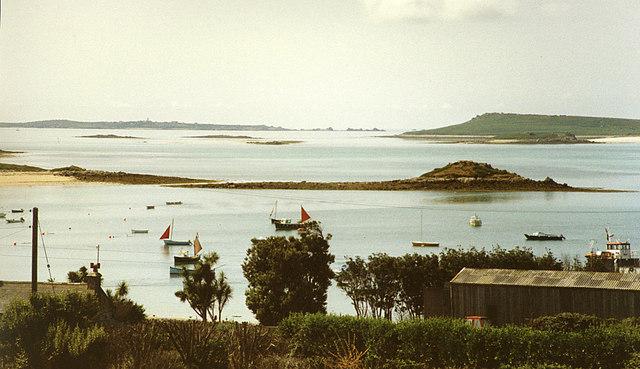 Scilly Island New Inn