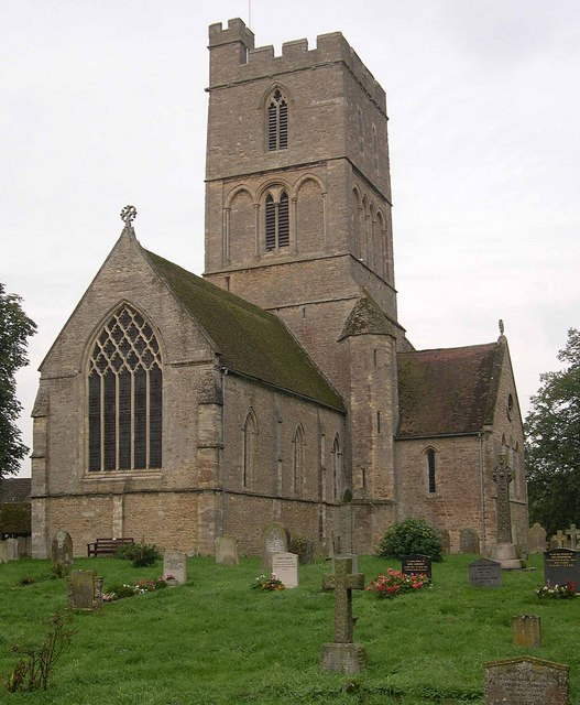Felmersham Church 2