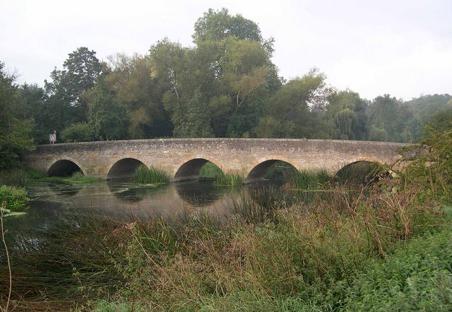 Felmersham Bridge 1