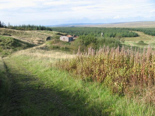 Craigshiel ruin