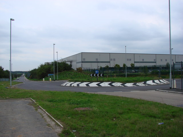 Industrial Estate, North Elmsall