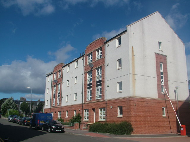 New Flats on Holland Street, Aberdeen