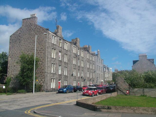 Stafford Street, Aberdeen