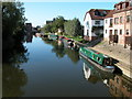 SO8933 : The Mill Avon, Tewkesbury by Philip Halling
