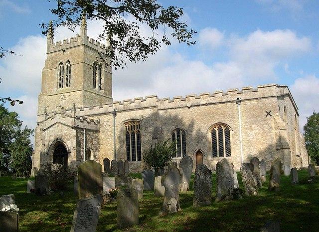 Riseley All Saints Church