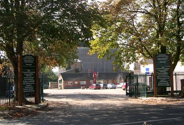 Sharnbrook Industrial Estate - Mill Road