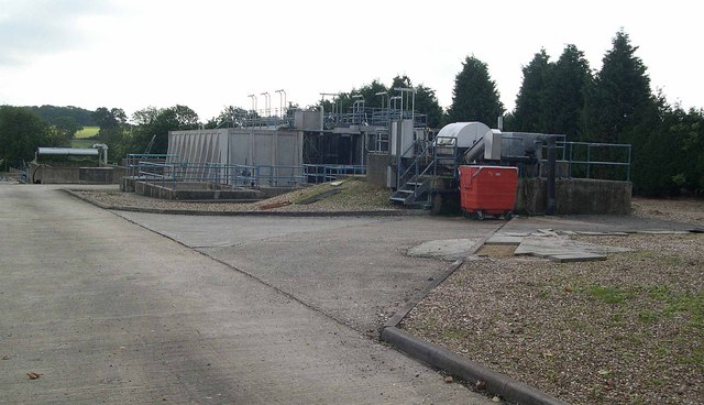 Riseley  Water Treatment Works