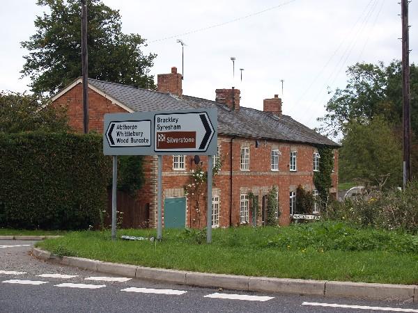 Murswell Lane Silverstone