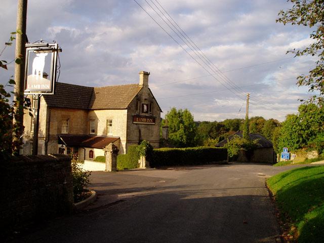 The Lamb Inn, Eastcombe