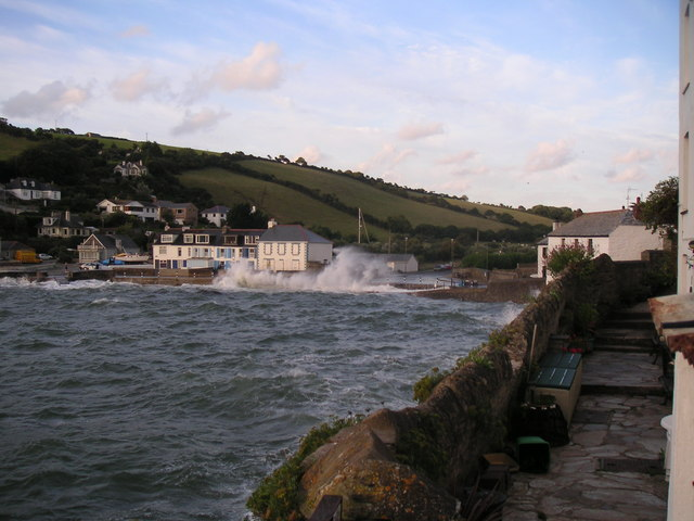 Portmellon Cove
