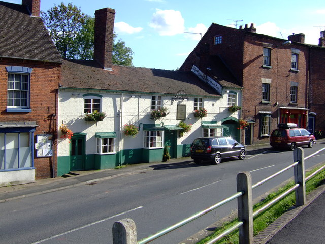 Royal Fountain Inn, Cleobury Mortimer