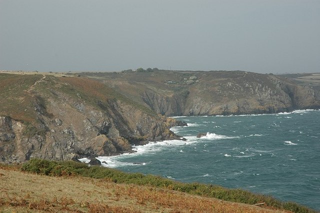 The Chair, Whale Rock and Polbarrow