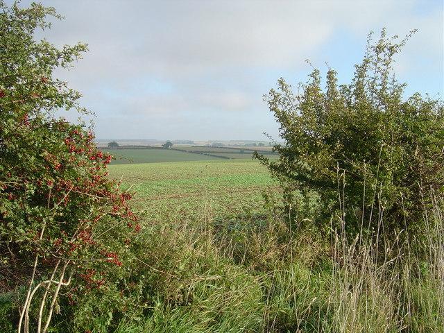 Middleton parish boundary