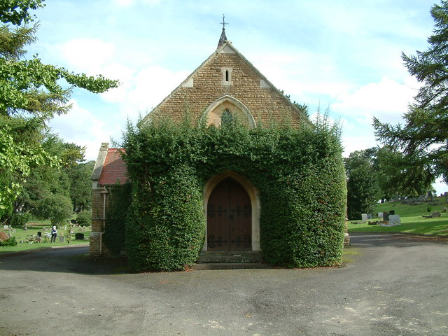 Kingsthorpe Cemetery Chapel