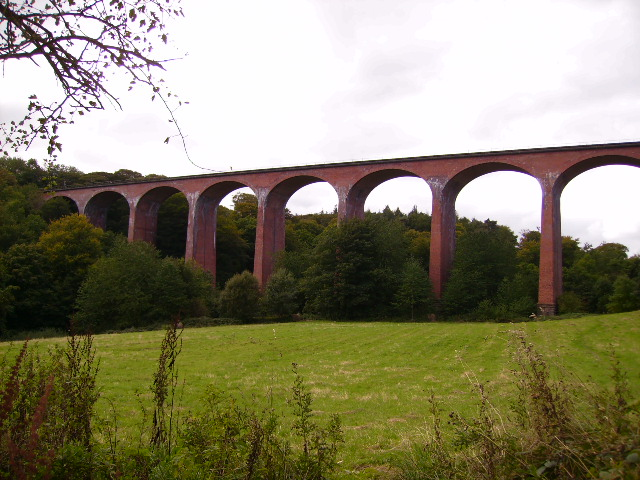 Railway Viaduct over Skelton Beck