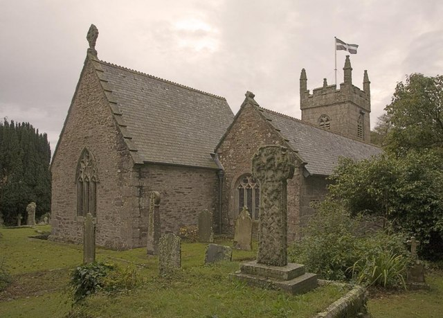 Mawnan Church