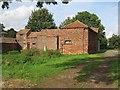 SE8421 : Farm Buildings by Roger Gilbertson