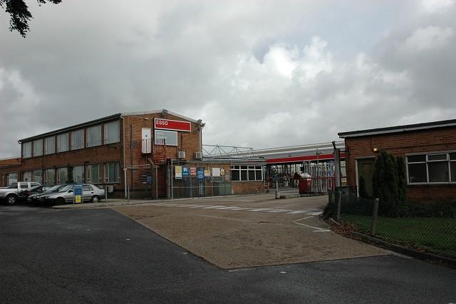 Esso Petroleum Hythe Terminal