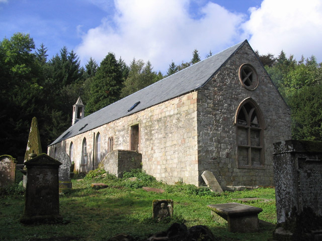 Cavers Old Church