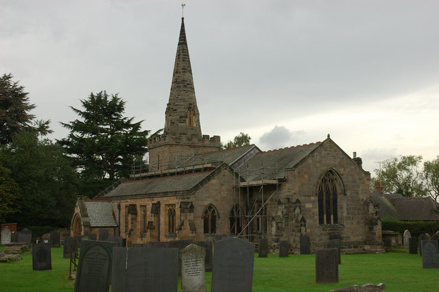 Newton Solney Church