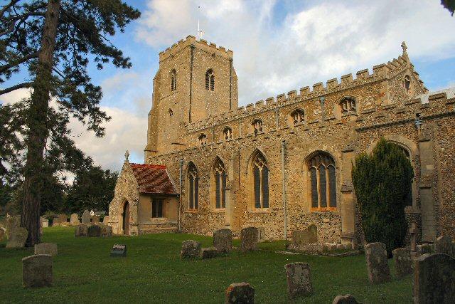St Peter's Church, Fordham © Bob Jones cc-by-sa/2.0 ...