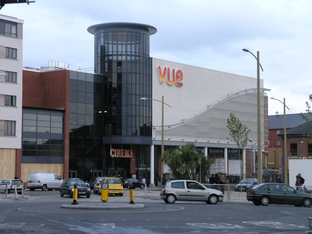New Vue Cinema, Swansea