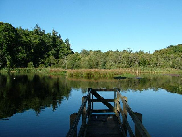 Sanquhar Loch, Forres