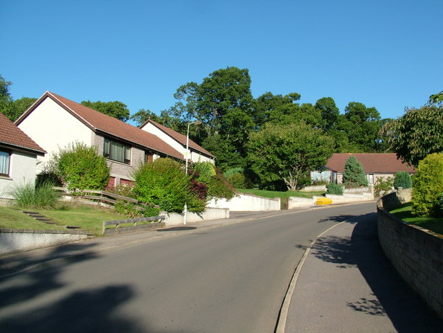 Woodside Drive, Forres