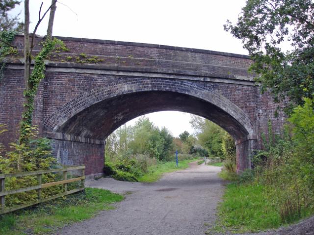 Hooton - Heath Lane Bridge