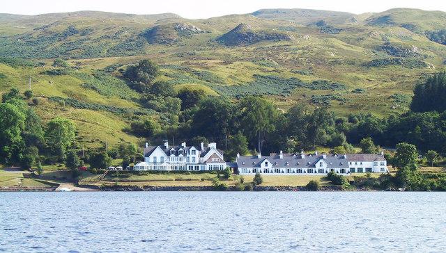 Portsonachan Hotel Loch Awe