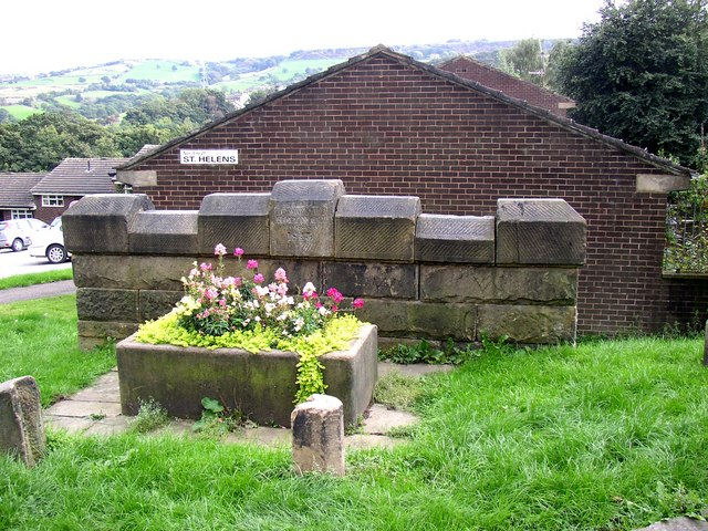 Holy Well, Holywell Green, Stainland