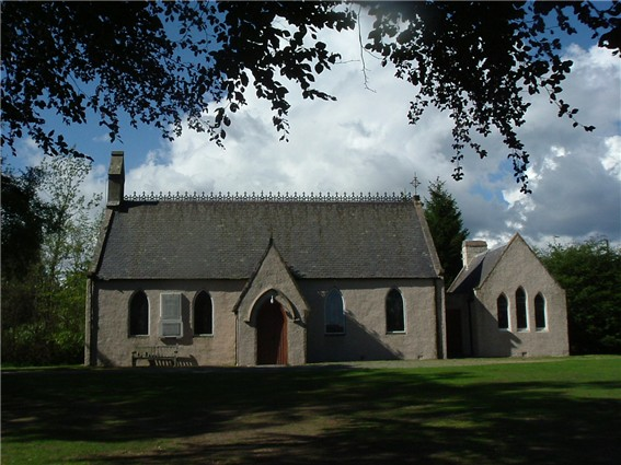Finzean Church