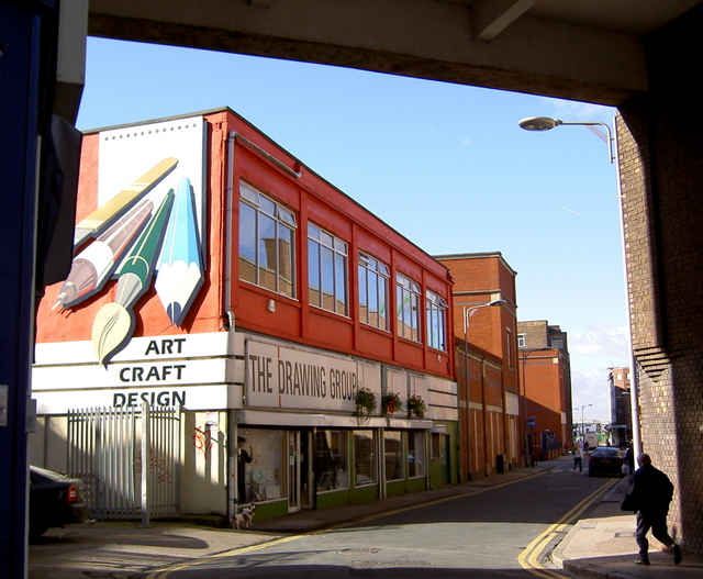 The Drawing Group, West St, Hull