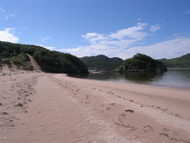 Gruinard Bay (Camus Gaineamhaich)