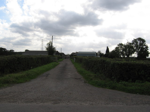 Entrance to Court Farm