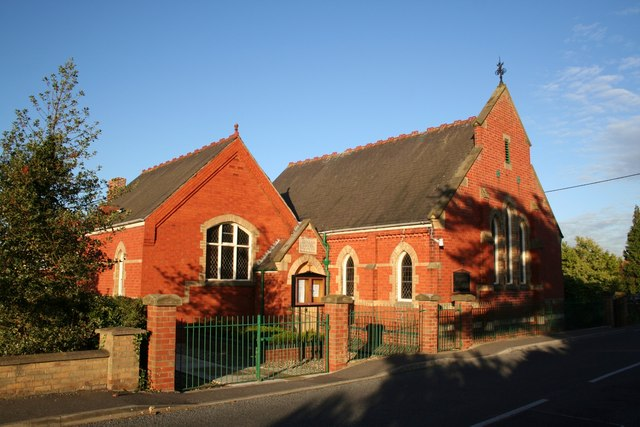 Scopwick Wesleyan Methodist Chapel
